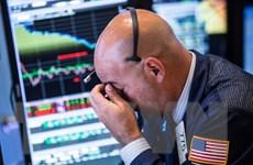 """""""Ngày thảm hại"""" của thị trường chứng khoán Mỹ trong gần 4 năm qua"""
