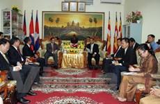 Campuchia-Việt Nam đẩy mạnh hợp tác quản lý nhà nước về tôn giáo