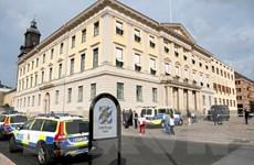 Một tòa thị chính ở Thụy Điển phải sơ tán do bị dọa đánh bom