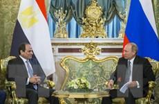 Nga sẽ thành lập khu công nghiệp tại khu vực kênh đào Suez