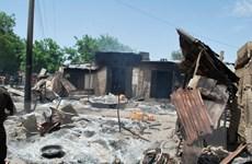 Nigeria phát hiện đường dây do thám của Boko Haram tại sân bay