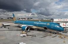 Vietnam Airlines ra mắt máy bay B787-9 Dreamliner thế hệ mới