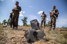 Tổng thống Pháp đề xuất họp thượng đỉnh về tình hình Ukraine
