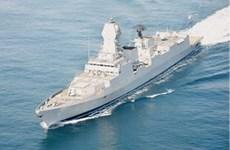 Công ty Ấn Độ và UAE phối hợp chế tạo tàu hải quân cho GCC