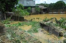 Hai huyện miền núi Thanh Hóa bị cô lập hoàn toàn trong nước lũ