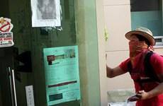 Mexico: Tiếp tục biểu tình phản đối về vụ 43 sinh viên mất tích