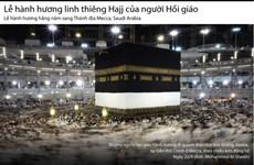 [Infographics] Lễ hành hương linh thiêng Hajj của người Hồi giáo