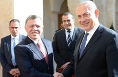 Quốc vương Jordan từ chối nói chuyện với Thủ tướng Israel