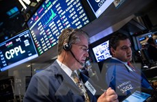 Các chỉ số chứng khoán chính của Mỹ đồng loạt giảm điểm