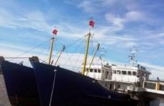 """Tàu vỏ thép đóng mới """"đắp chiếu nằm bờ"""" vì vướng nhiều thủ tục"""