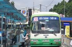 """Ra quân chiến dịch """"Tuyến xe buýt thân thiện, an toàn"""""""