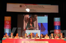 Việt Nam dự Hội nghị quốc tế về giáo dục mầm non tại Mexico