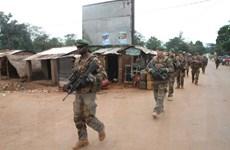 Liên hợp quốc áp đặt biện pháp trừng phạt đối với Cộng hòa Trung Phi