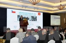 Việt Nam-Séc phấn đấu đưa kim ngạch hai chiều đạt 1 tỷ USD