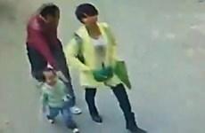 Cảnh báo chiêu thức mới của những kẻ bắt cóc trẻ con