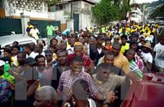 Cuộc tổng tuyển cử Haiti diễn ra trong tình trạng an ninh siết chặt