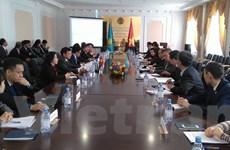 Khóa họp lần thứ 7 Ủy ban liên Chính phủ Việt Nam-Kazakhstan