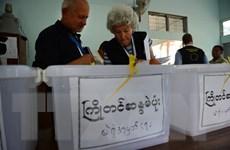 Hơn 10.000 quan sát viên sẽ giám sát cuộc bầu cử tại Myanmar