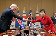 Hàn Quốc-Iceland nhất trí tăng cường hợp tác về khu vực Bắc Cực