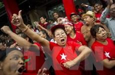 Bầu cử Myanmar: Công bố thêm 179 ghế nghị sỹ ở 3 cấp