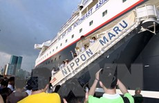 Tàu Thanh niên Đông Nam Á và Nhật Bản sắp đến TP Hồ Chí Minh