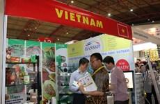 Việt Nam tham gia Hội chợ quốc tế thực phẩm Indonesia