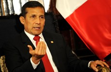 Tổng thống Peru chính thức công bố ngày tổng tuyển cử