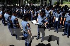 Philippines huy động 18.000 cảnh sát đảm bảo an ninh cho hội nghị APEC