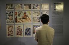 [Photo] Triển lãm Davines Art Series Số 4 trở lại Hà Nội