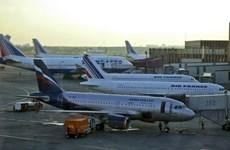 Ukraine thiệt hại 10 triệu euro do cấm vận máy bay Nga