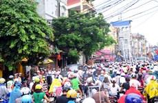 Hà Nội sẽ chi hơn 2.000 tỷ đồng chống ùn tắc giao thông