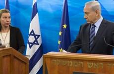 """""""EU-Israel vẫn duy trì các mối quan hệ tốt đẹp và sâu rộng"""""""
