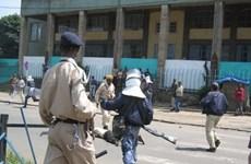 Tấn công bằng lựu đạn ở Ethiopia, hàng chục người bị thương