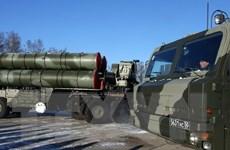 Chuyên gia Mỹ ca ngợi hết lời hệ thống tên lửa đối không S-400