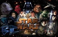 Tôn vinh đỉnh cao sáng tạo của Anh trong loạt phim Star Wars