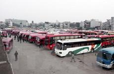 Hải Phòng cấp phép hàng chục chuyến xe khách mới dù đang thừa xe