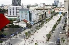 Lượng khách quốc tế đến TP Hồ Chí Minh đạt 4,7 triệu lượt