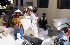 Hỗ trợ gạo và vắcxin cho Thanh Hóa, Ninh Thuận, Cà Mau