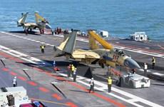 Trung Quốc nâng cao năng lực chiến đấu trên tàu sân bay Liêu Ninh