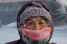 Cuộc sống ở những nơi nhiệt độ xuống thấp tới -45,1 độ C
