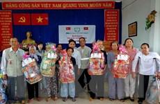 Thành phố Hồ Chí Minh chăm lo Tết cho các đối tượng chính sách