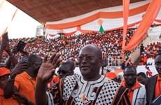 Tổng thống Burkina Faso chính thức bổ nhiệm Thủ tướng mới