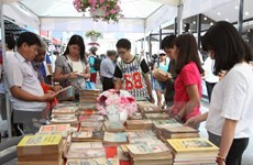 Đường sách Thành phố Hồ Chí Minh - lan tỏa văn hóa đọc