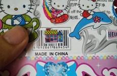 Cảnh báo người tiêu dùng về miếng dán độc hại của Trung Quốc