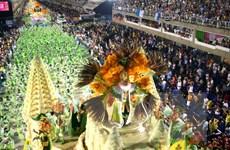 Río de Janeiro sẵn sàng chào đón lễ hội carnaval nóng bỏng