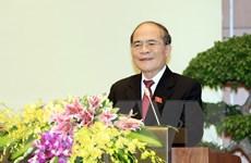 Nghị quyết công bố Ngày bầu cử đại biểu Quốc hội khóa XIV
