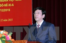 Thắt chặt tình đoàn kết hữu nghị Việt Nam-Indonesia