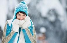 Công thức giữ ấm với 3 lớp áo ngay cả khi trời đổ tuyết