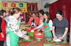 Đầm ấm Tết cổ truyền của Việt kiều tại Hong Kong, Macau