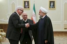 Iran-Đức thúc đẩy quan hệ song phương sau thỏa thuận hạt nhân